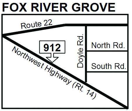 Click for our Fox River Grove Location